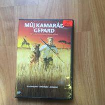 DVD Můj kamarád gepard