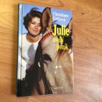 Kniha Julie a bílý poník