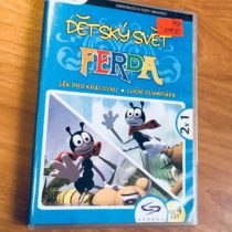 PC CD-ROM hra Ferda