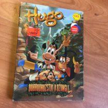 PC CD-ROM hra HUGO Dobrodružství vdžungli 2