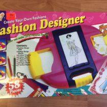 Hra pro mladé návrhářky