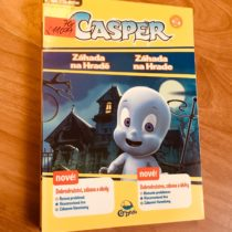 PC CD-ROM hra Casper