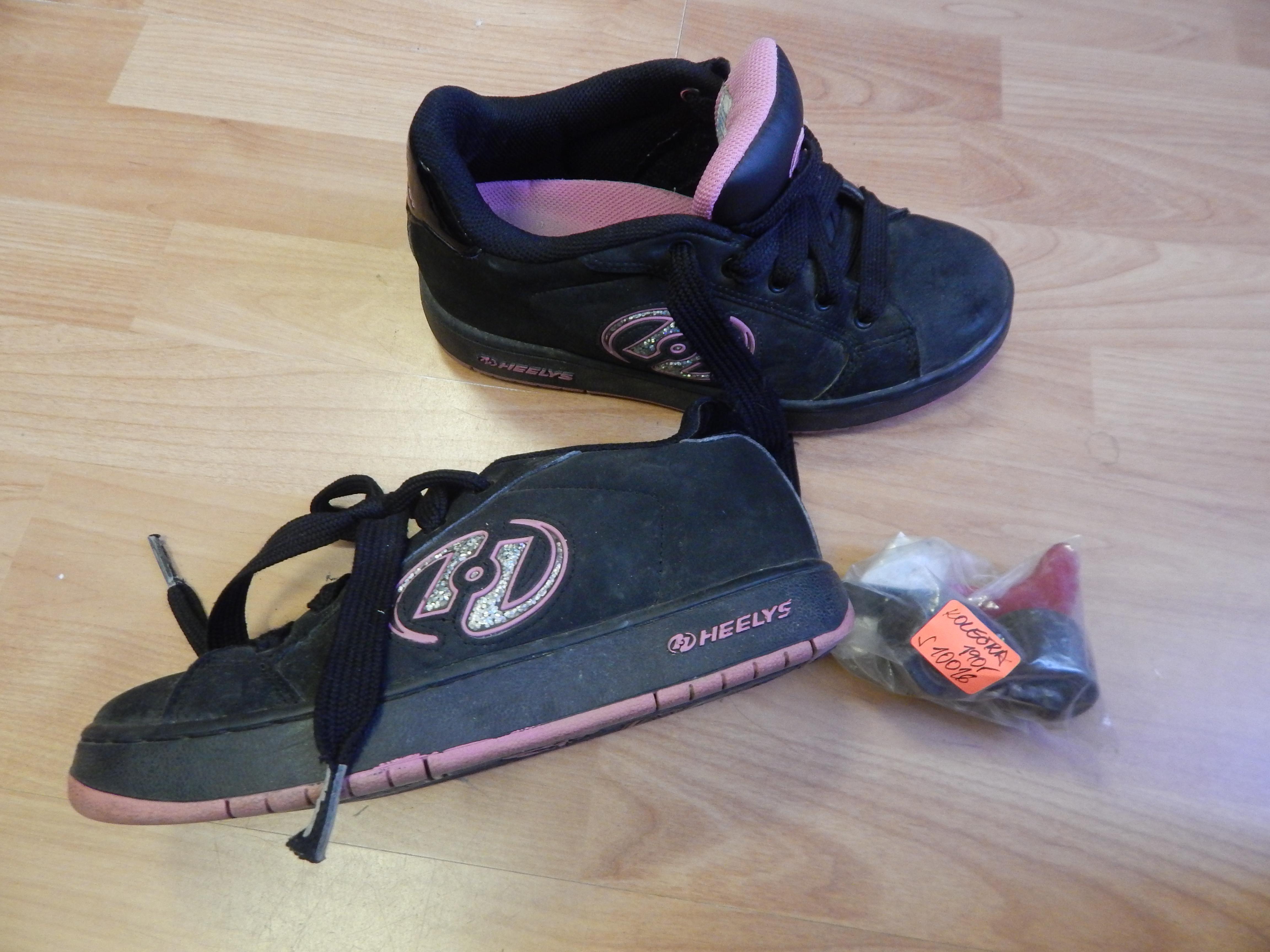 14ebfdf2819 Jezdící boty Heelys - Velký dětský bazar