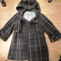 Těhotenský kabát ZARA