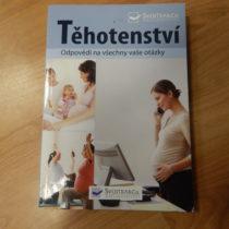Kniha Těhotenství
