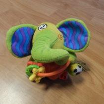 Chrastítko slon Playgro