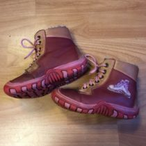 Boty kožené TSM