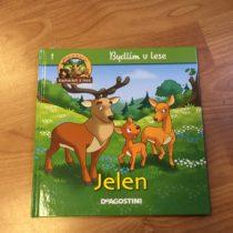 Kniha jelen