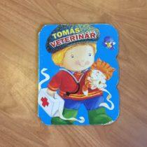 Kniha Tomáš veterinář