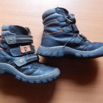 Kotníčkové boty Lasocki