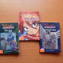Knížky Witch set