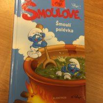 Kniha Šmoulí polévka