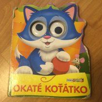 Kniha Okaté koťátko