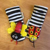 Chrastící ponožky Lamaze