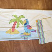 Povlečení Feretti, papoušek