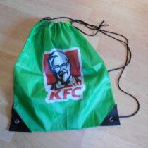 Vak na záda KFC