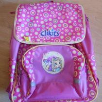Školní batoh – Clikits