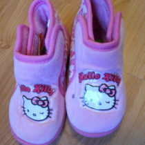 Bačkorky Hello Kitty