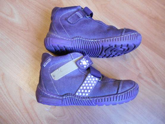 Kotníčkové boty Pegres - Velký dětský bazar fd938a8f90