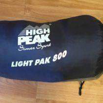 Spacák High Peak Lite Pak 800