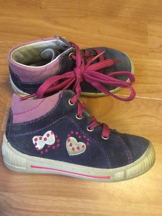 Kotníčkové boty Super fit