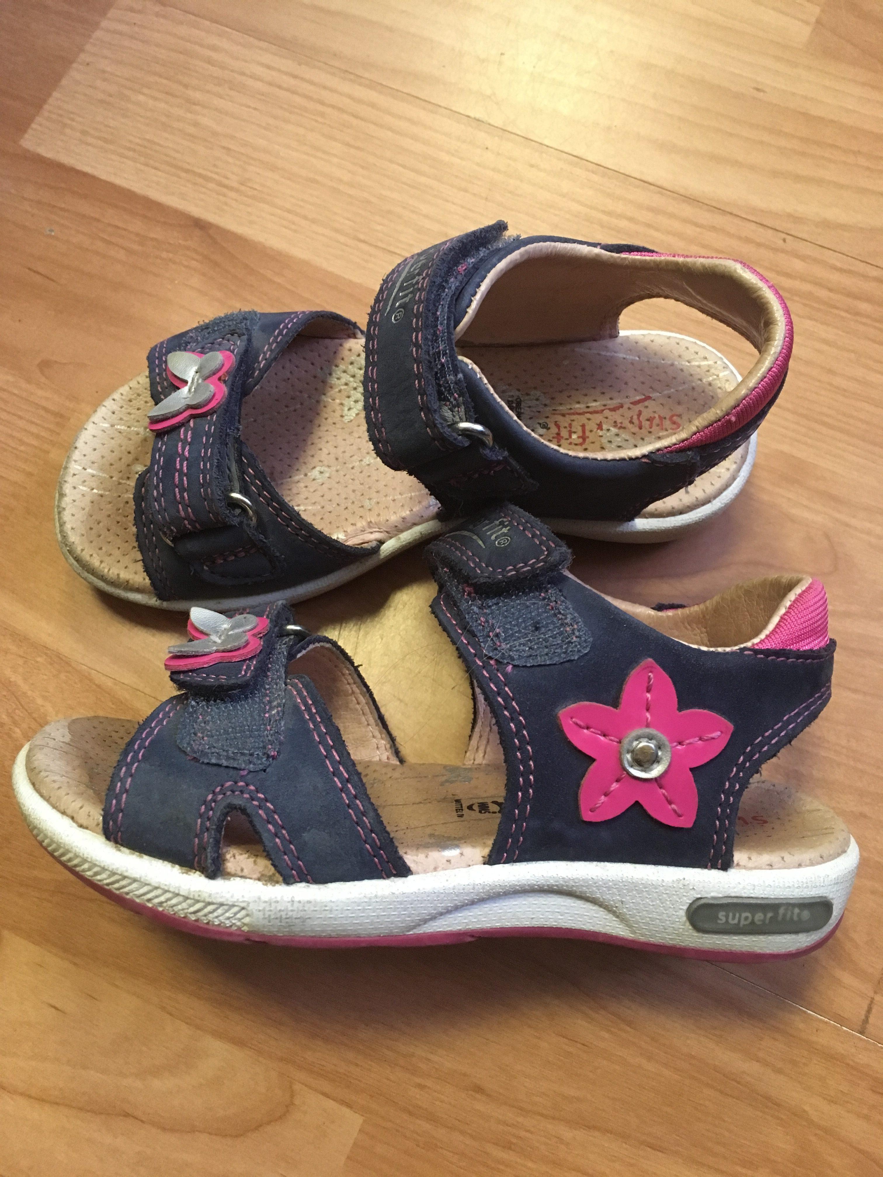 Sandále Superfit - Velký dětský bazar 9724c40b15