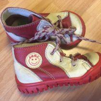 Kotníčkové boty značky Fare