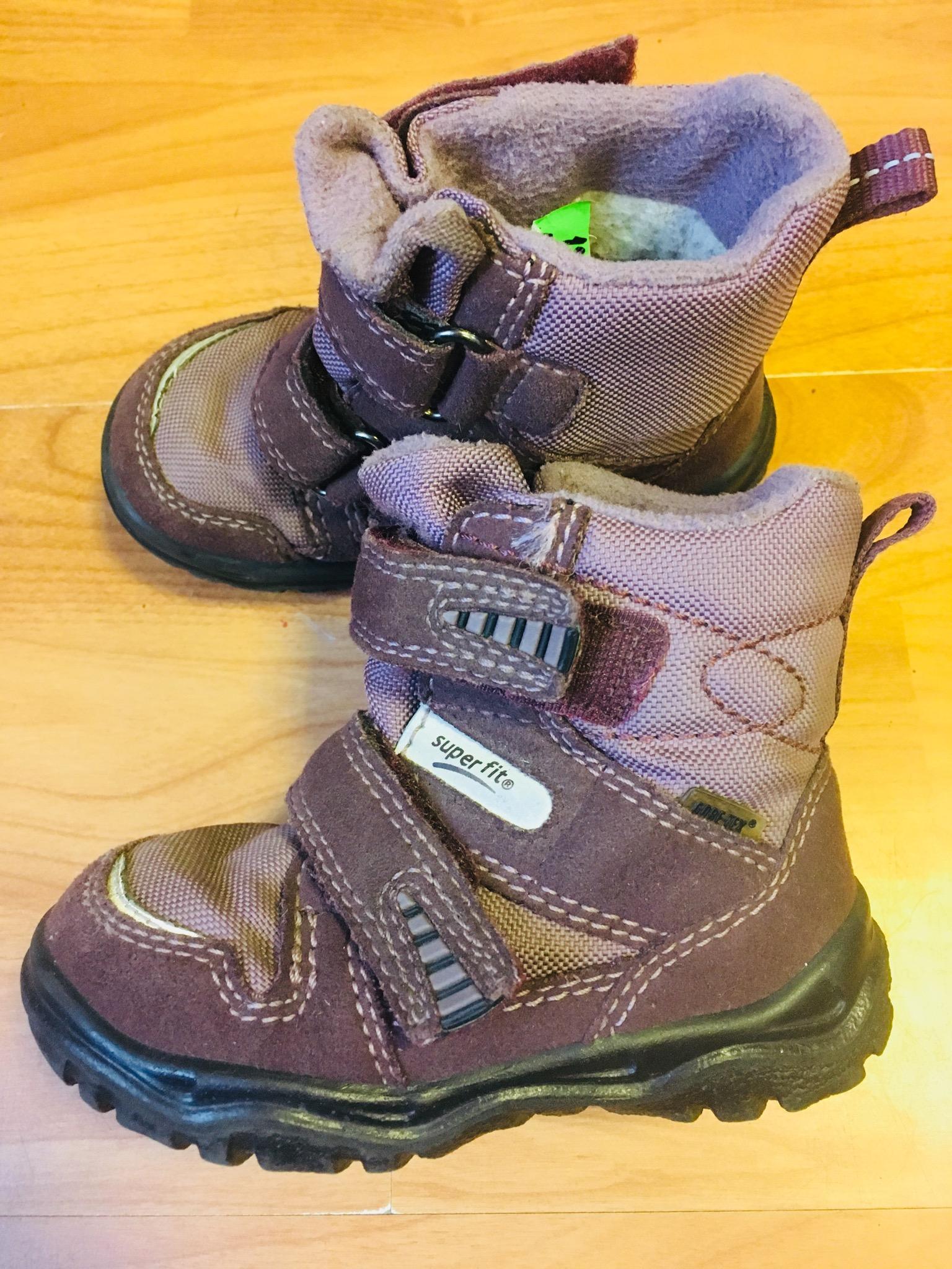 Kotníčkové boty - Velký dětský bazar db22c56d63