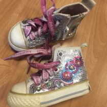 Kotníčkové boty sflitry