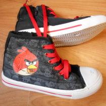Plátěnky Angry birds