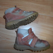 Kožené boty PK-Rega