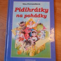 Kniha Pidihrátky na pohádky