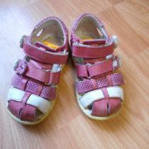 Kožené sandále Frodoo