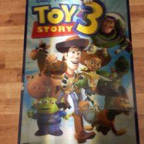 3D plakát Toy strory