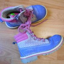Kotníčkové boty Venice
