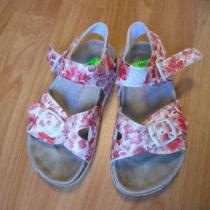 Sandále Cangura