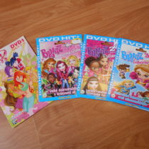 Set DVD Bratz + Winx