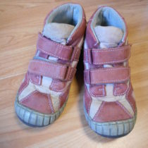 Boty kotníčkové Fare