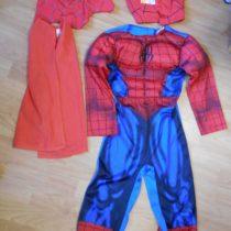Kostým Spiderman smaskou