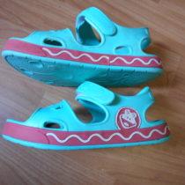 Gumové sandále Coqui