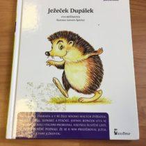Kniha – Ježek Dupálek