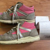 Kožené boty Superfit