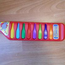Foukací klávesová harmonika