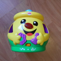 Mluvicí hrnec Fisher Price