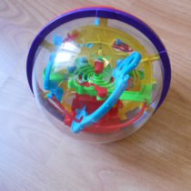 3D interaktivní koule