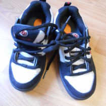 Jezdící boty Heelys