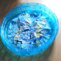 Nafukovací bazén Čtyřlístek