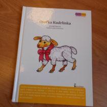 Kniha – Ovečka kudrlinka