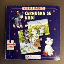 Kniha Černuška se nudí
