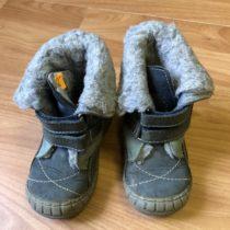 Zimní boty Fare skožíškem